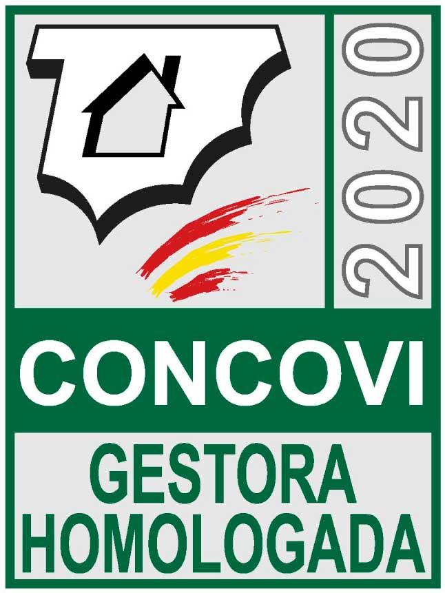 Gestora homologada por CONCOVI en 2020