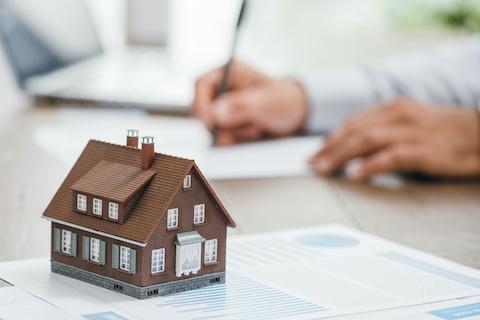 Imagen genérica de un agente inmobiliario